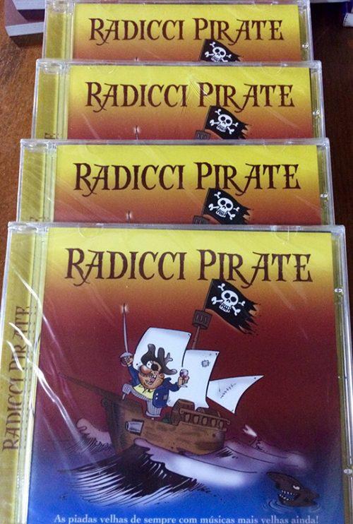 CD Radicci Pirate