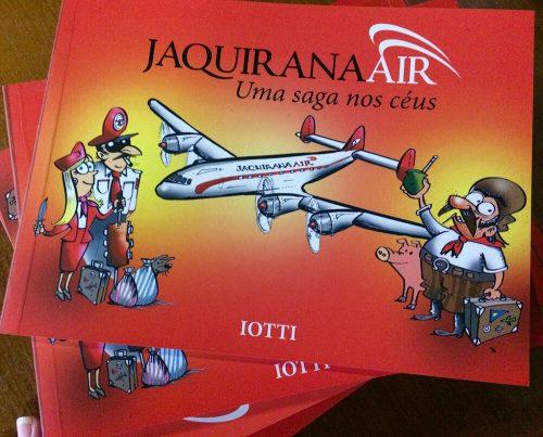 Gibi Jaquirana Air: Uma saga pelos céus