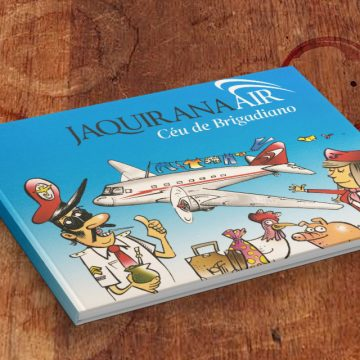 Gibi Jaquirana Air: Céu de brigadeiro