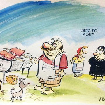 Radicci: Dieta do Açaí